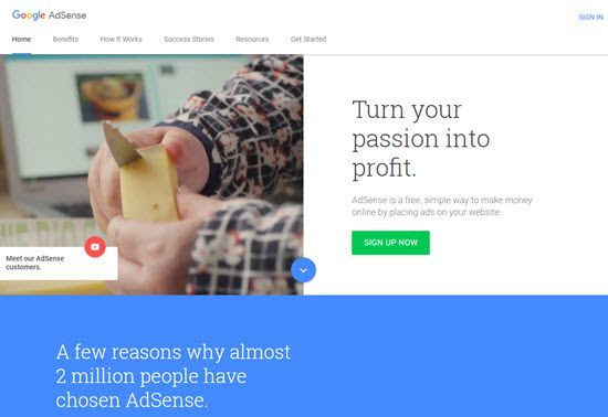 Google AdSense Video Ad Networks